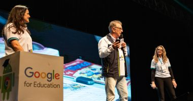 Google for Education em Canoas